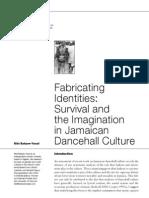 Dancehall - Fashion Theory