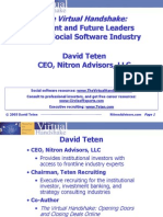 Social Software Business Opportunities Teten