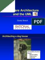 SoftwareArchitectureAndTheUML - Grady Booch