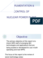 Nuclear Energy INSTRUMENTATION