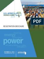 U.S/Africa Business Summit 2011
