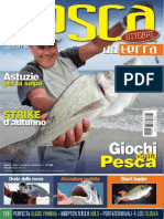 Pesca Da Terra Ottobre 2011