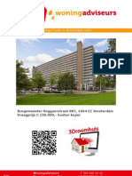 Brochure Burgemeester Hogguerstraat 887 Te Amsterdam