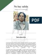 U. G. Krishnamurti - No Hay Salida
