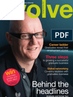 Evolve Magazine - Spring/Summer 2011