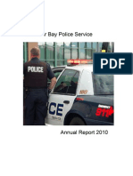 2010 TBPS Annual Report