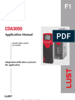 CDA 3000_Application Manual