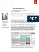 Cs55 Dreamweaver Whatsnew