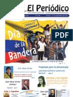 """CEDAS """"El Periódico"""" Ed. 006"""