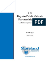 7.5 Keys to PPP - Moreland Advisors
