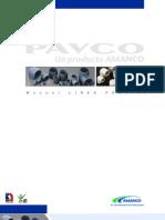 Catálogo PAVCO