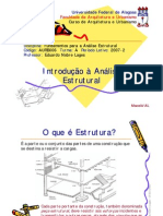 6 - Introducao a Analise Estrutural