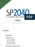 SP 2040 Seminario Internacional