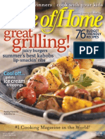 Taste of Home Magazine - June 2008 - SHL Team