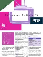 Brochure redevance télévision