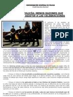 CIRCULAR DÍA DE LA POLICÍA