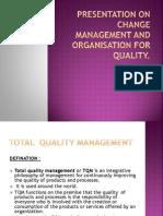 Presentation on Total Quality Management (1)