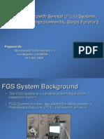 FGS General Presentation June 2011