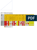 Matriz EPP Terceros 2011