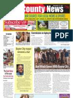 Charlevoix County News - September 22, 2011