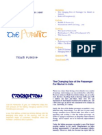 The Pundit - 1st Edition - 16 October 2007