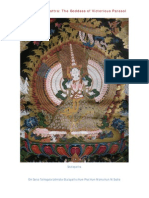 Ushnisha Sitatapattra
