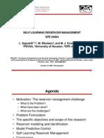 Self-learning Reservoir Management 2004-10-21