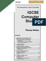 Computer Studies Notes