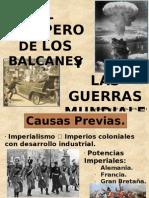 EL Avispero de Los Balcanes y Las Guerras Mundiales03