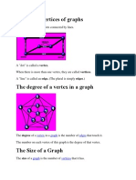 Edges and Vertices of Graphs