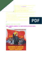 DECÁLOGO DE ABRAHAM LINCOLN