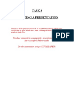 Task 8 Presentation