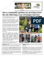 Fall 2009 Newsletter - Disabled Independent Gardeners Association