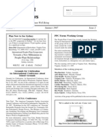 People-Plant Council Newsletter - Summer 1997