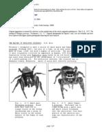 Hill 1977 Mating of Phidippus Princeps RV1 EB PDF