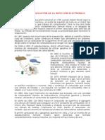 HISTORIA Y EVOLUCIÓN DE LA INYECCIÓN ELECTRONICA TAREA