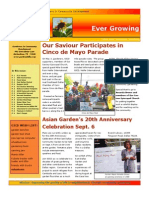 Growing People Newsletter - Summer 2008