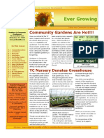 Growing People Newsletter - Summer 2009