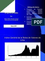 FINANZAS DE EMPRESAS