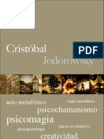 Dossier Cristobal Jodorowsky Jun11