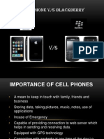 Importance of Cell Phones (1)