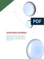 G-01 Auditoria Interna[1]