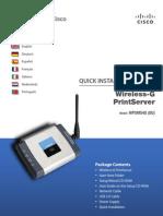 Manual Instalacion PS Linksys WPSM54G