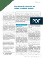 Gestational Trophoblastic Disease II