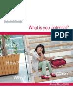 CGC Annual Report FY2011