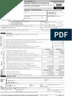 Green Dot Eductational Project AKA Green Dot Public Schools 2008 Form 990