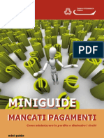 Guida Mancati Pagamenti in Italia