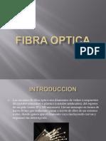 FIBRA OBTICA