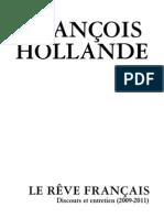 Francois Hollande-Le Reve Francais