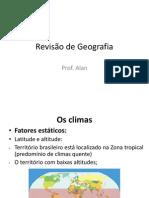 Revisão de Geografia_3ºAno